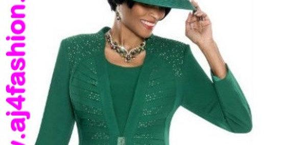 137254 - Hat -  Emerald