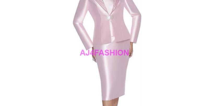 136114 -2 Pcs Suit -Pink