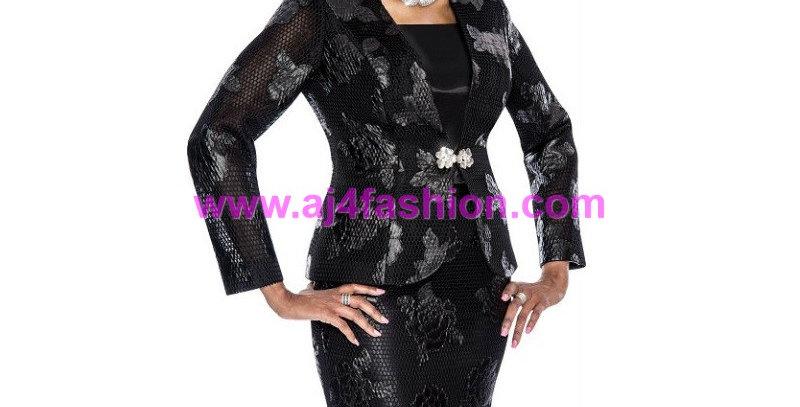 136574 - 3 Pcs Suit - Black (Heavy for the cold)