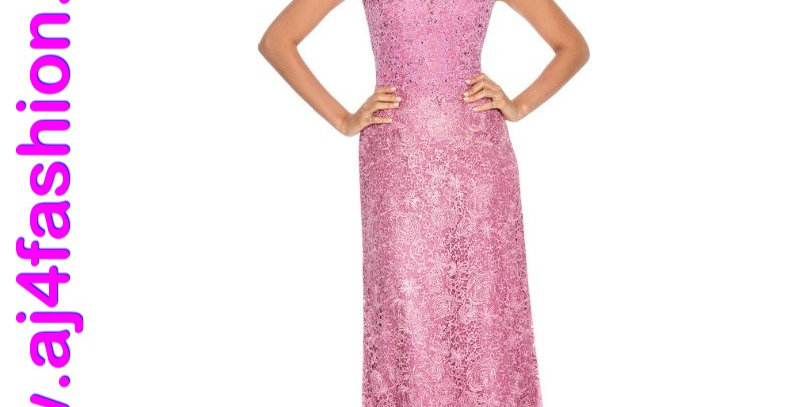 385834 - Dress for special occasion- Mauve