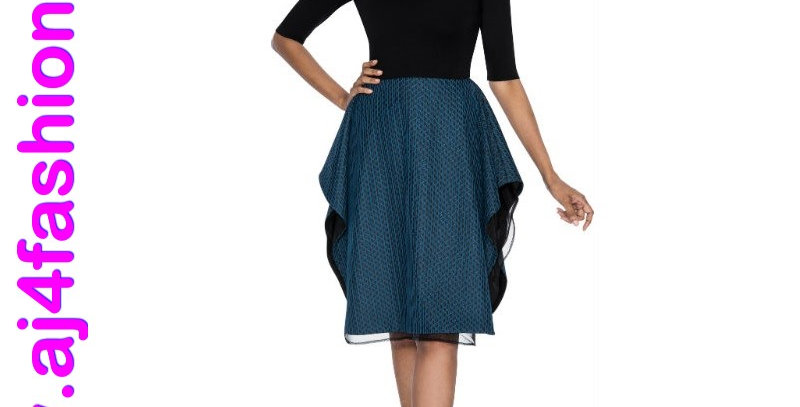 137634 -1Pc Dress