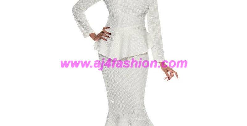 275344 - 2 Pcs Suit - Ivory