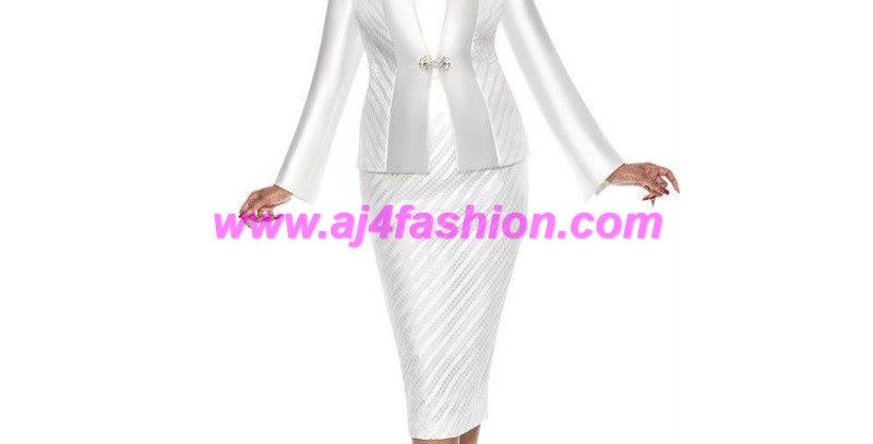 275194 - 2 pcs Suit - Off/White