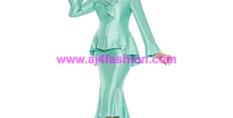 136944 - 2 Pcs. Suit - Aqua