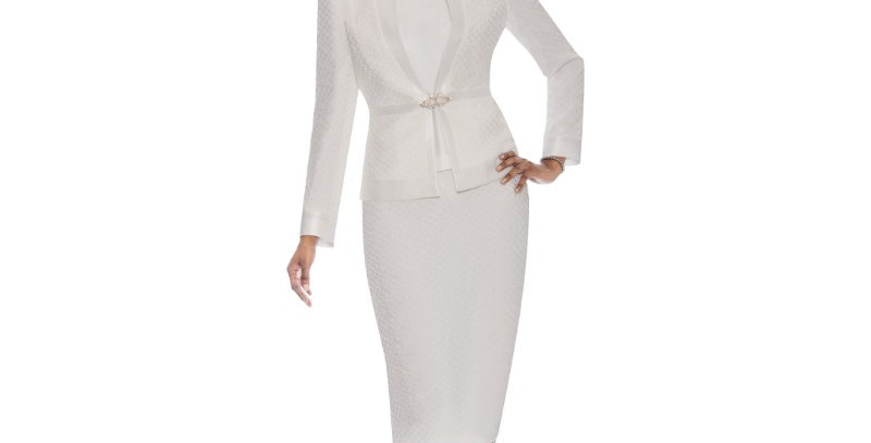 277394 -2 Pcs Suit-White
