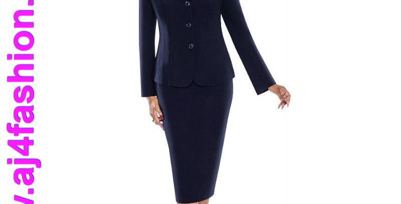 274684 - 2 Pcs Suit - Navy