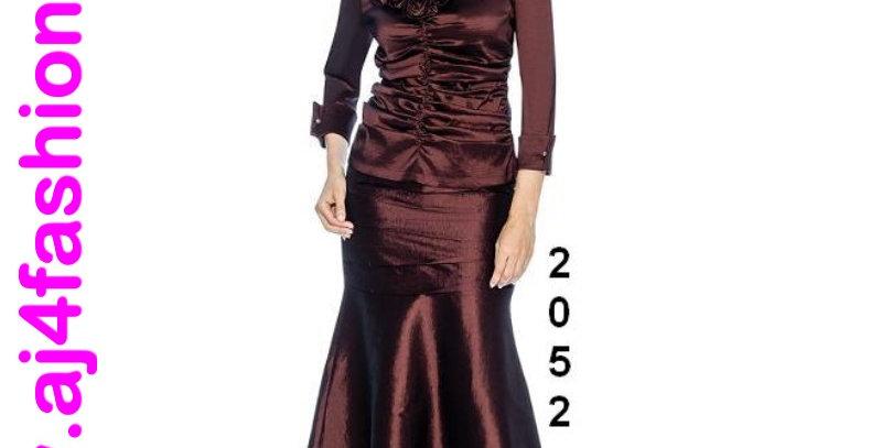 510675 & 520524 -Top & Skirt Set