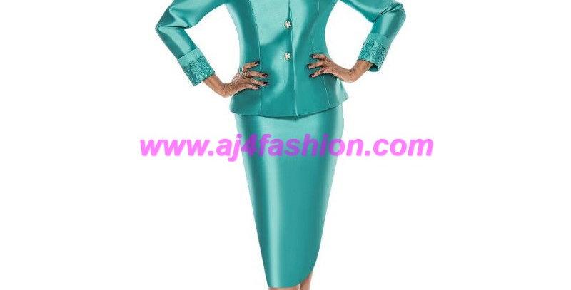 275324 - 2 Pcs Suit -Seafoam