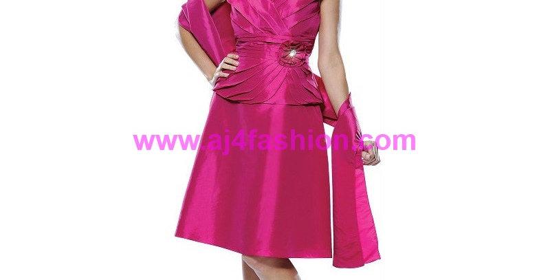 383444 -Evening/Special Occasion Dress -Fuschia