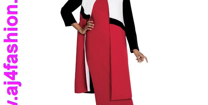 275754 -Dress & Jacket