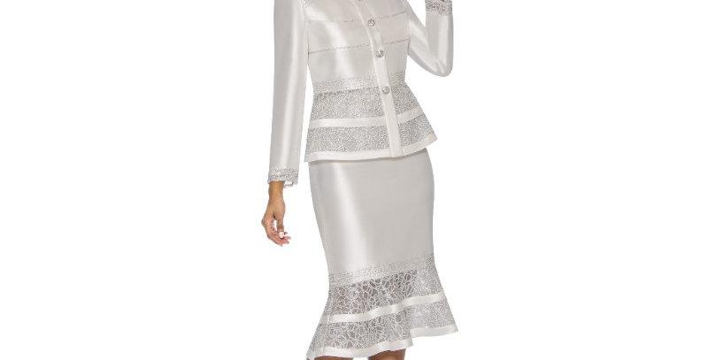 277364 -2 Pcs Suit - Off White