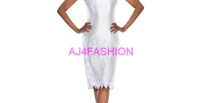 275434 - 2 Pcs Dress Jacket - White