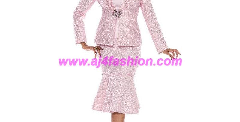 275094 - 3 pcs Suit - Baby Pink