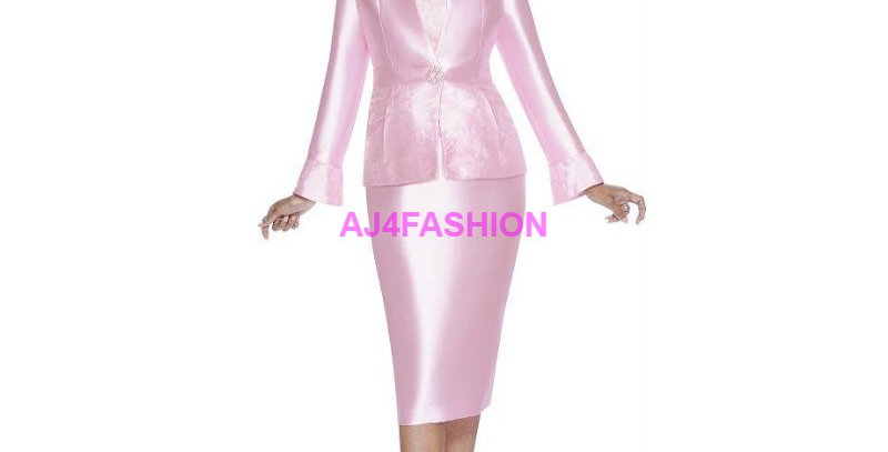 136054 - 2 Pcs Suit -Powder Pink