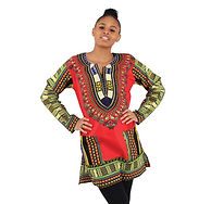 U940 Dashiki-Red-print-long-sleeve_1000