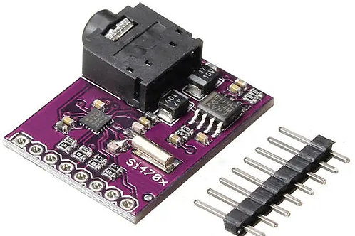 si4703 Radio Receiver with RDS