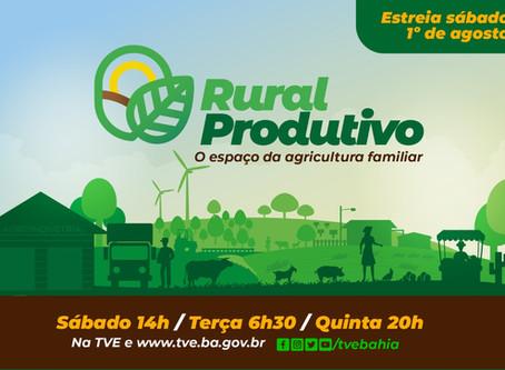 Biofábrica tira dúvida no Rural Produtivo da TVE