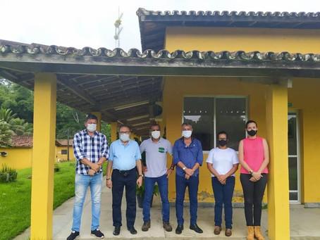 Grupo de investidores visita Biofábrica da Bahia.