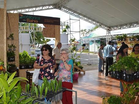 Biofábrica da Bahia participa da Fenagro 2019