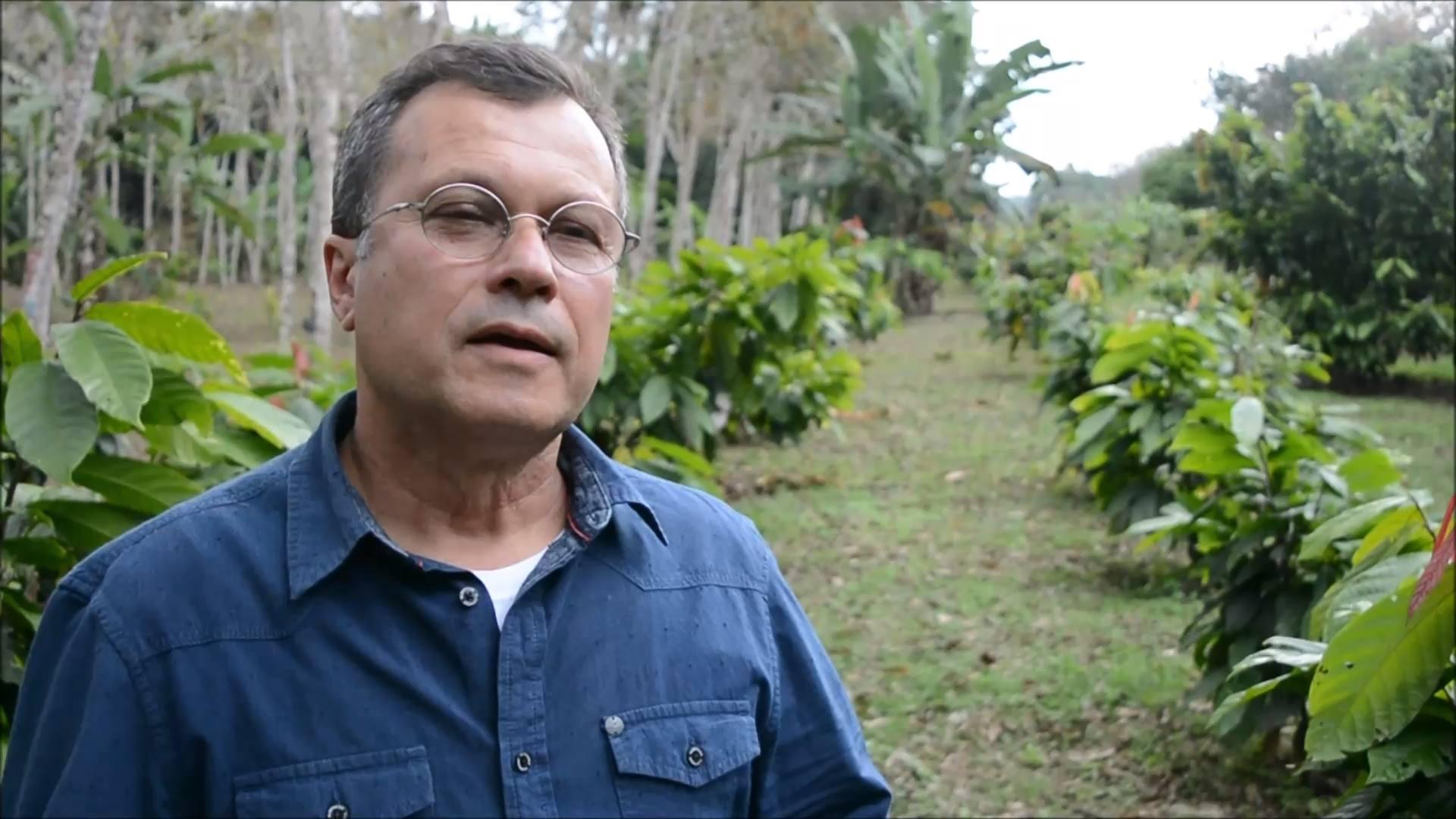Veja o que disse Paulo Marrocos, pesquisador de nutrição de plantas da Ceplac, sobre a Biofábrica. Aperte o play!