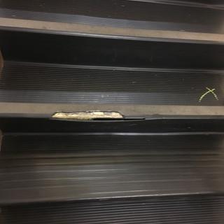 Commercial Stair repair