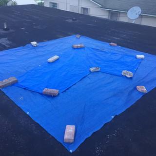 Emergency Leaking Roof Solution