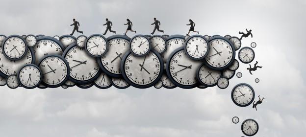珍惜一去不复返的「每一分,每一秒」!