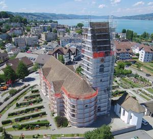 Kirche mit Turm – ein Herzensprojekt!