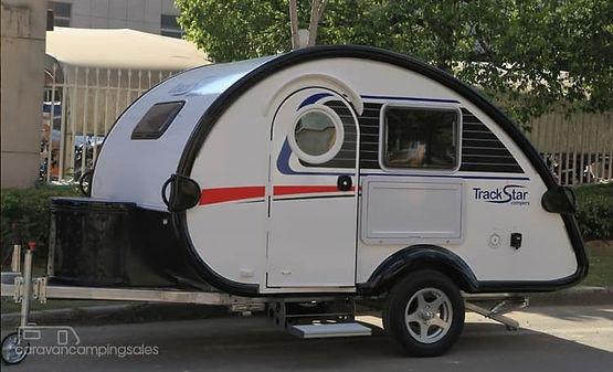 TrackStar Campers Retro Van