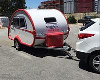 TrackStar Campers - Retro Van