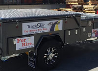 TrackStar Campers Hire