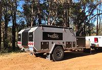 TrackStar Campers - Highside