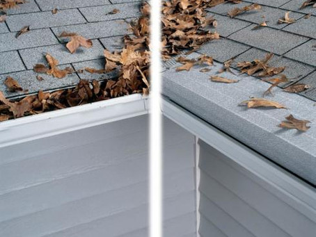 5 Reasons you Should Clean your Gutters