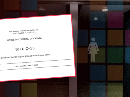 The grassroots revival of women taking on Bill C-16