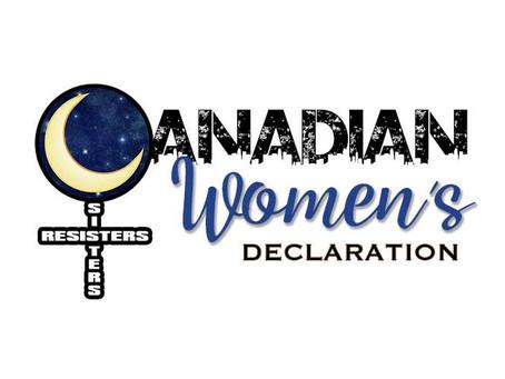 Canadian Women Launch Petition to Revoke Canada's Gender Ideology Legislation