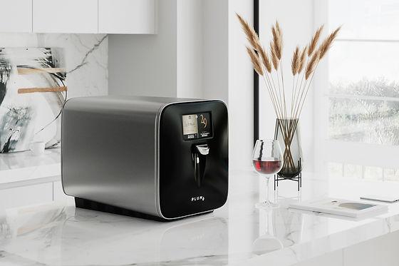 plum dispensador vinos blanco tinto
