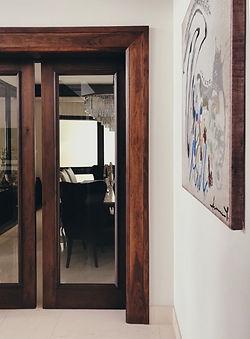 Puerta deslizable interior Any Aguilera.