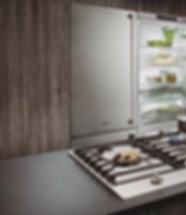 electrodomésticos refrigerador congelador asko