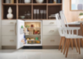 servi bar refrigerador subzero panelable
