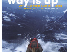 "Boekvoorstelling ""The only way is up "" in Rumst"