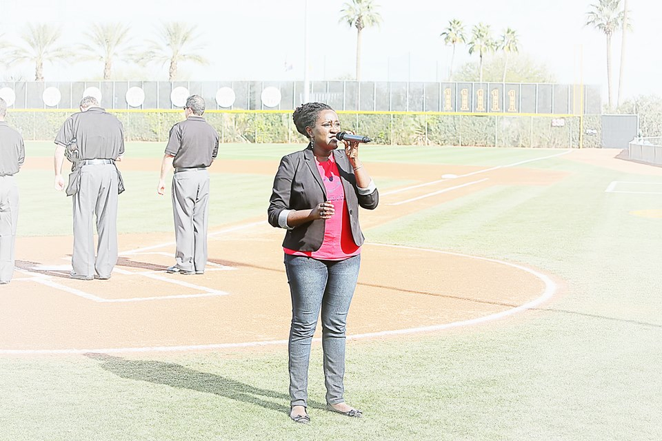 national anthem picture