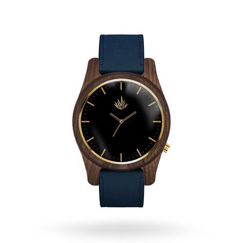 51cde7befb70 Este reloj está elaborado con madera 100% natural. Creado y manufacturado  por diseñadores Mexicanos