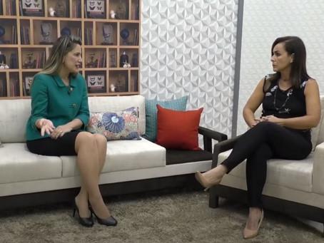 Participação Programa Viva Bem TV RVC