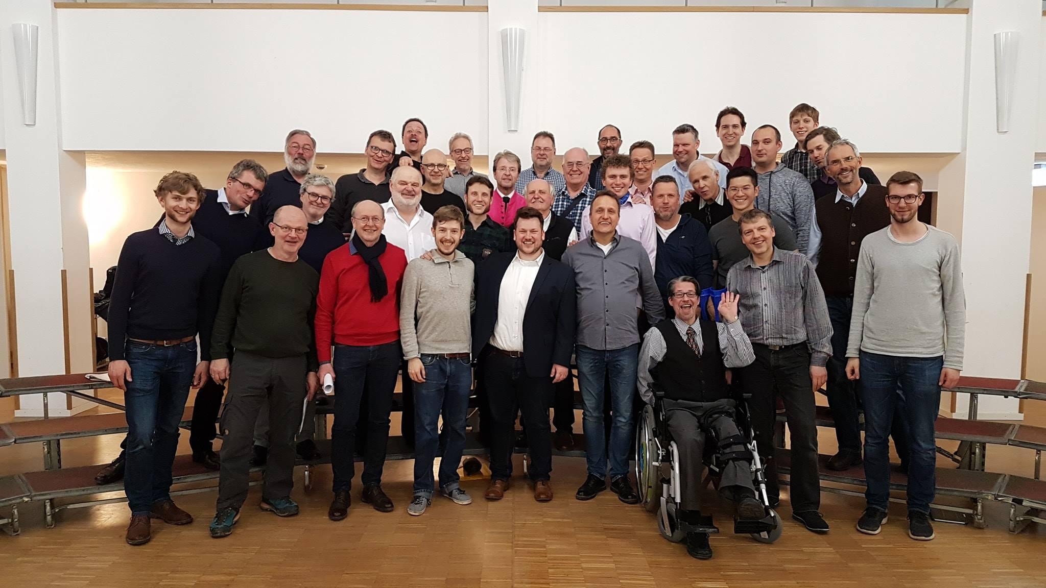 2019-03 Coaching mit Andrew Rembecki