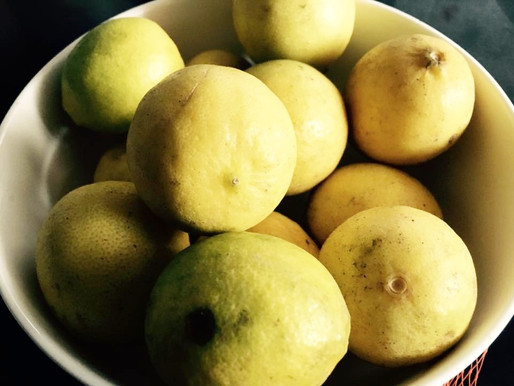 Tips for storing lemons in abundance.