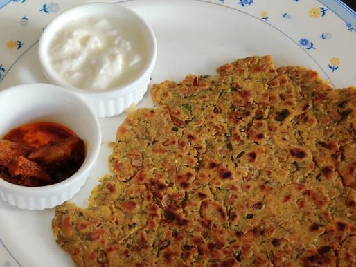 Sindhi Koki Roti: