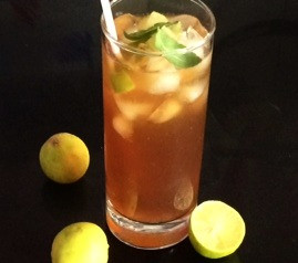 Lemon Ice Tea-