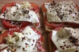 Tomato Cheese Melt