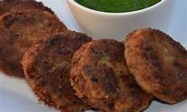 Rajma Tikki[Kidney Beans cutlets]