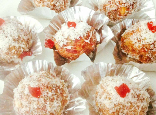 Beetroot Laddoo-